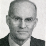 Albert E. Brown portrait