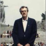 Donald Shepardson portrait