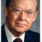 Edward V. Voldseth portrait