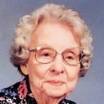 Ellen Olive Bjorklund portrait
