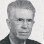 Fred D. Cram portrait