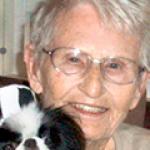 Irene Edna Blum portrait