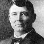 James E. Robinson portrait