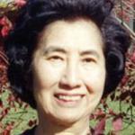 June Suzuki Stageberg portrait