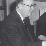 Leland L. Sage portrait