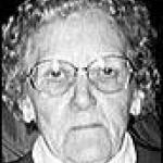 Lena M. Price portrait
