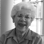 Martha Tharalson Holvik portrait