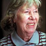 Mona Van Duyn portrait