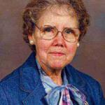 Verla Arlene Walters portrait